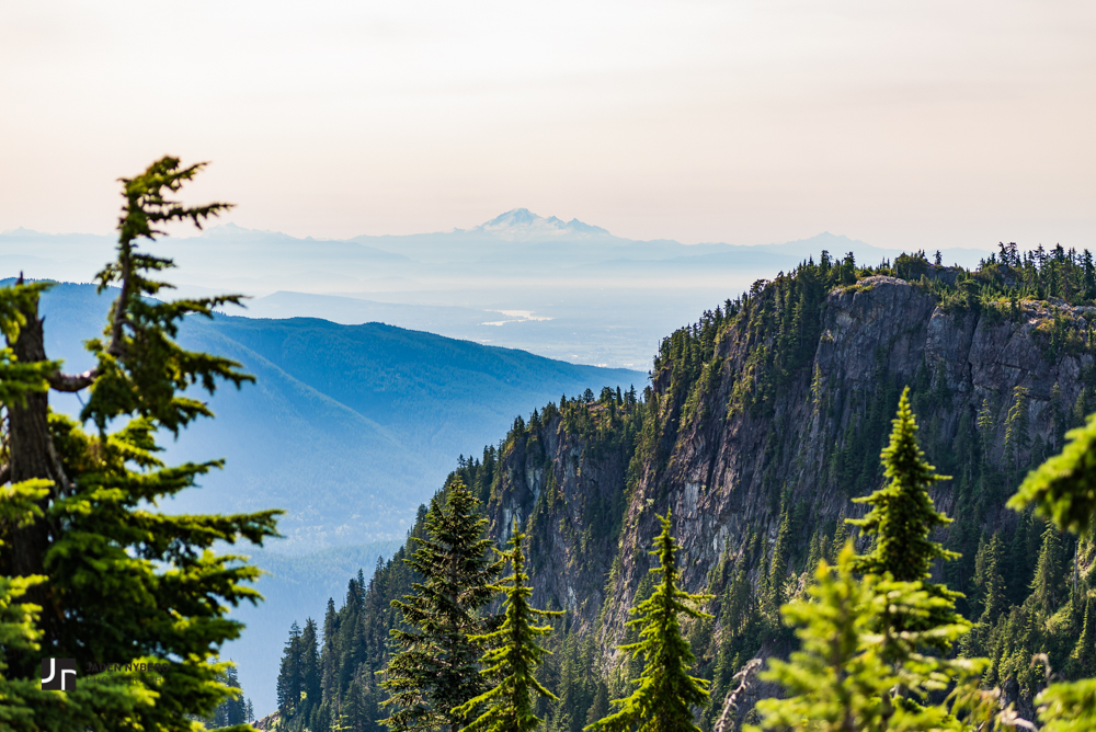 mount seymour baker view