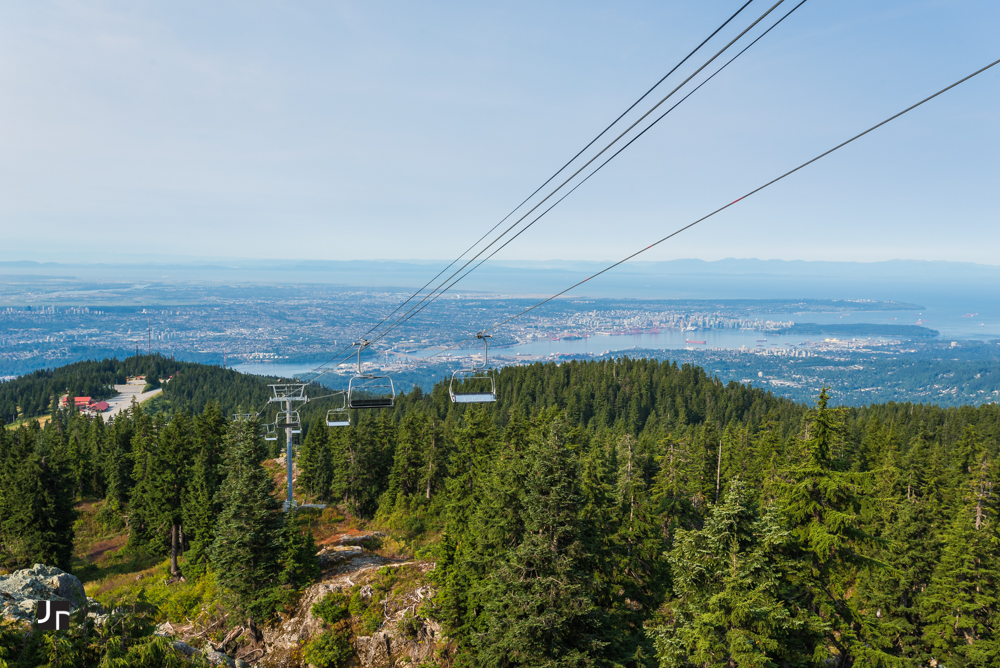 mount seymour chairlift