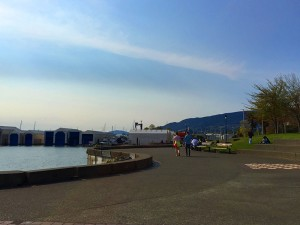 Waterfront Park in North Vancouver